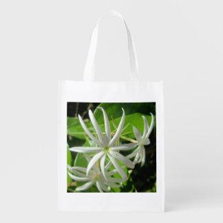 Jasmine White Green Flower