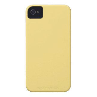 Jasmine Yellow Case-Mate iPhone 4 Cases