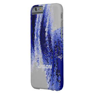 Jason Blue & Grey iPhone 6 case Barely There iPhone 6 Case