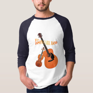 Jason Carl Band T-Shirt