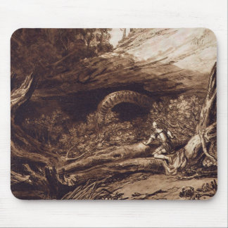 Jason, engraved by Charles Turner (1773-1857) (eng Mouse Mat