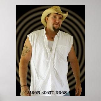 Jason Scott Hook Poster
