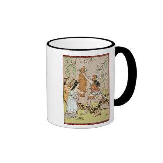 Jason seizing the Golden Fleece Coffee Mug