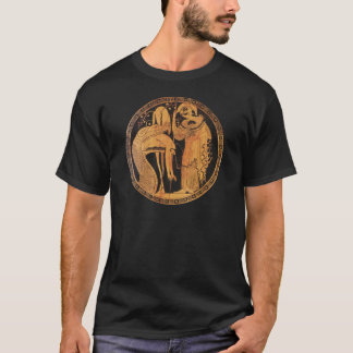 Jason the dragon and Athena T-Shirt