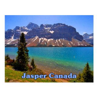 Jasper Alberta Canada Postcards