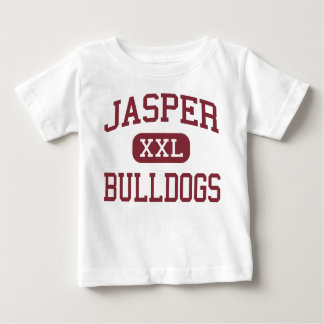 Jasper - Bulldogs - High School - Jasper Texas Baby T-Shirt