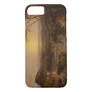 Jasper Francis Cropsey - Summer, Lake Ontario iPhone 7 Case