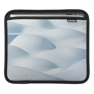 Jasper National Park, Snow Mounds iPad Sleeve