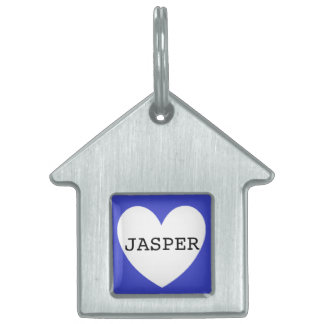 ❤️   JASPER pet tag by DAL