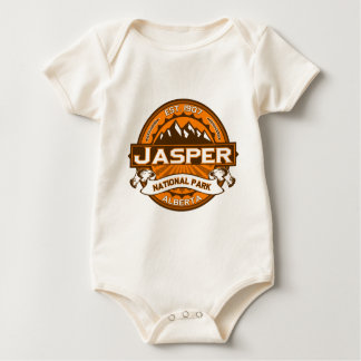 Jasper Pumpkin Baby Bodysuit