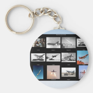 JATO ROCKET KEY RING
