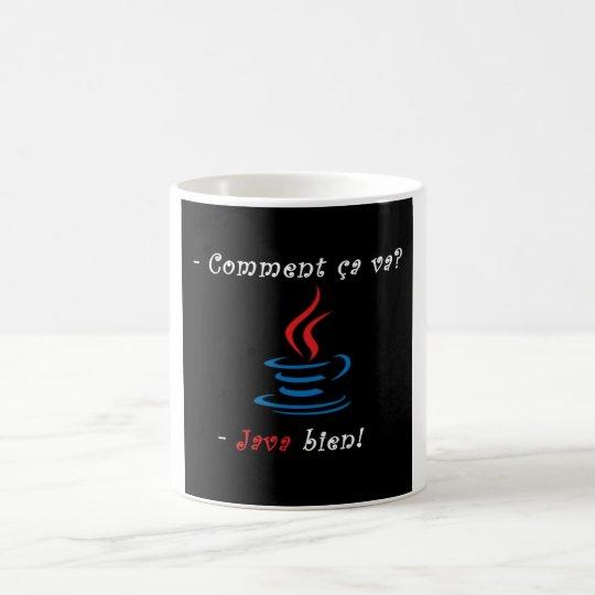 Java bien coffee mug
