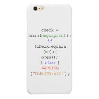 Java iphone case iPhone 6 plus case