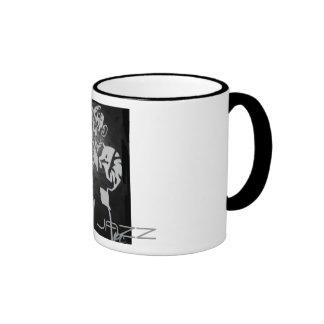 JAVA JAZZ COFFEE MUG