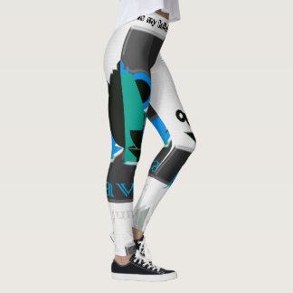 Java Junkie Leggings