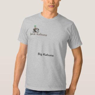 Java Kahuna, Big Kahuna T-shirt