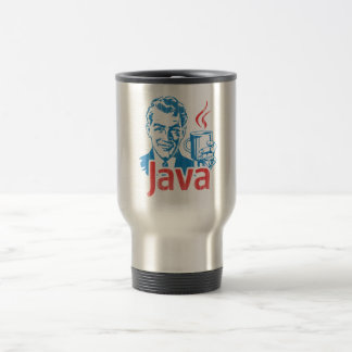 Java Programmer Gift Travel Mug