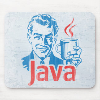 Java Programmer Mouse Pad