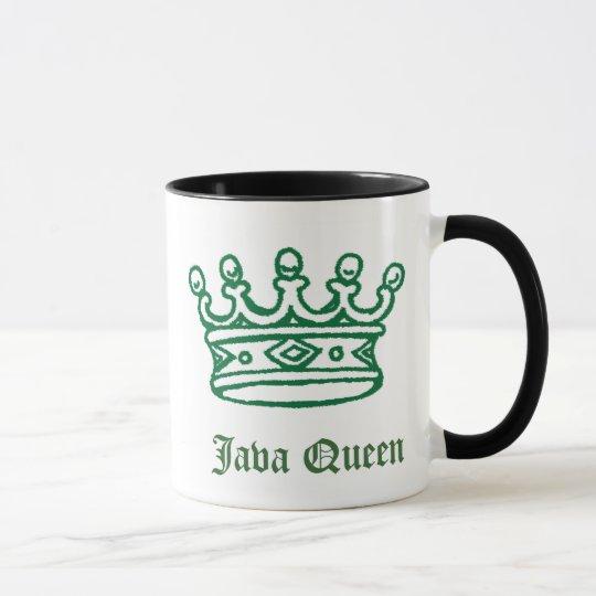 Java Queen Mug