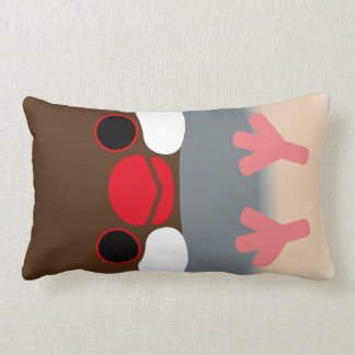 Java sparrow Agate Throw Pillow