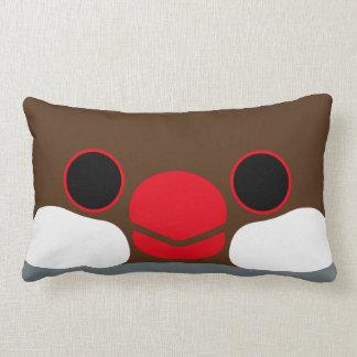 Java sparrow Agate Throw Pillows