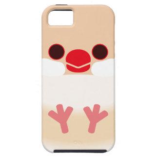 Java sparrow Cream iPhone 5 Cover