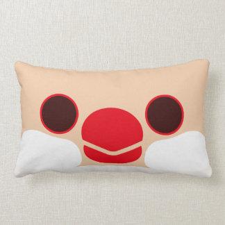Java sparrow Cream Throw Pillow