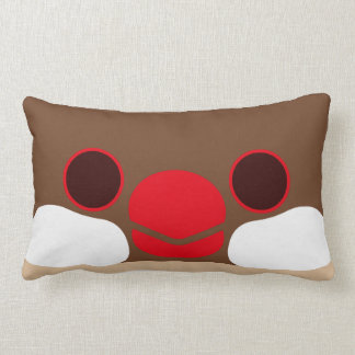 Java sparrow Fawn Pillow