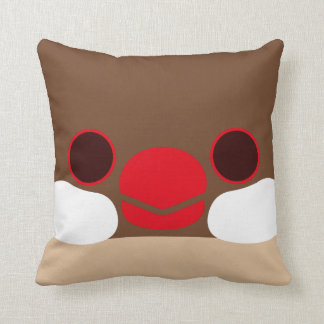 Java sparrow Fawn Pillows