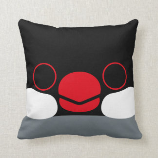 Java sparrow Normal Throw Pillows