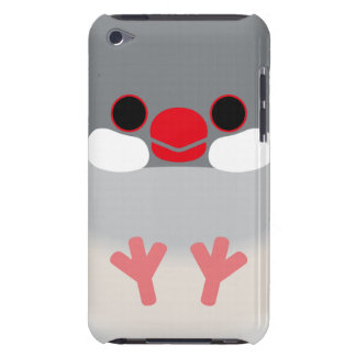 Java sparrow (Silver) iPod Touch Covers