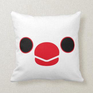 Java sparrow White Pillows