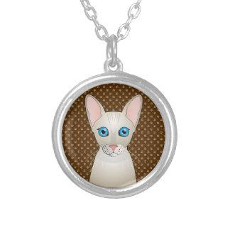 Javanese Cat Cartoon Paws Jewelry