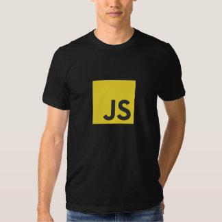 Javascript Logo T-Shirt (Black)