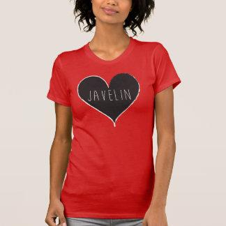 Javelin Heart Track and Field Shirt