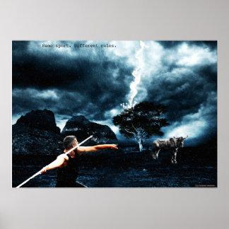 Javelin Origins Poster