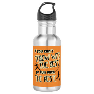Javelin Throw With The Best- Water Bottle