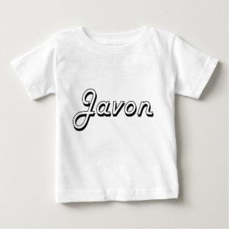 Javon Classic Retro Name Design Shirt