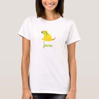 Javon Loves Puppies T-Shirt