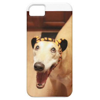 Jax with hobbes ears iPhone 5 cover