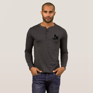 Jay Niani - JN Logo Over Chest- Black T-Shirt