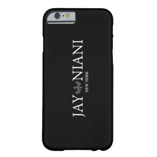 Jay Niani - White Logo - Iphone 6/6s Case