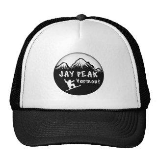 Jay Peak Vermont artistic skier Cap