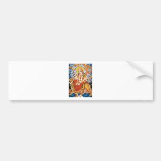 Jaya Maata Di (Glory to the Mother Goddess) Bumper Sticker