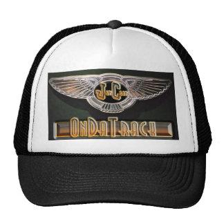 JayClay OnDaTrack SnapBack Mesh Hats