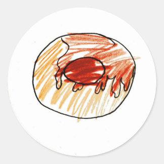 Jaydi : Round Sticker