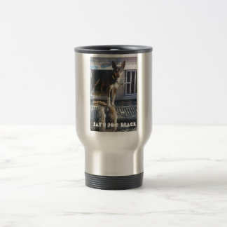 Jay's Joe Black Travel Mug