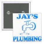 Jay's Plumbing Pin