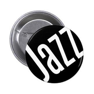 Jazz 6 Cm Round Badge