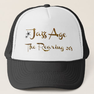 Jazz Age, The Roaring 20's Trucker Hat